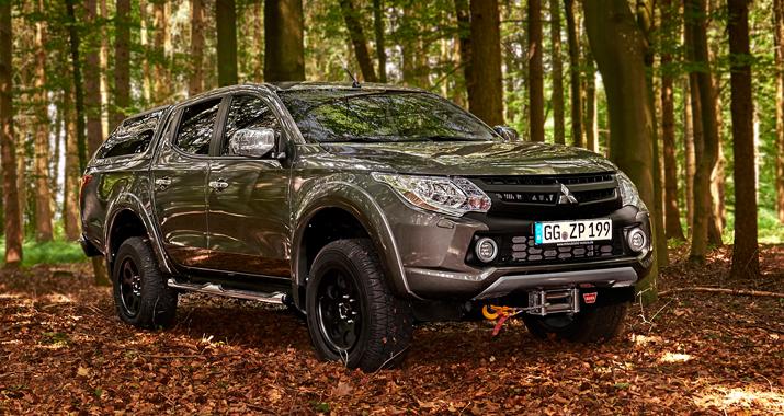 Ford Ranger Tuning >> Auftakt: Mitsubishi L200 Jagd